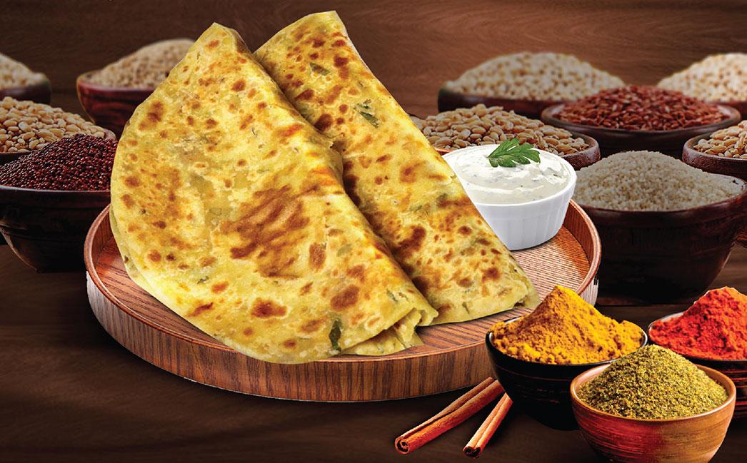 Millet Masala Chapati Mix